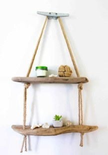 Newest Coastal Decorating Ideas With Rope Crafts To Try Right Now 31