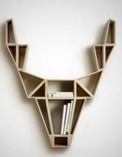 Splendid Deer Shelf Design Ideas With Minimalist Scandinavian Style To Try 11