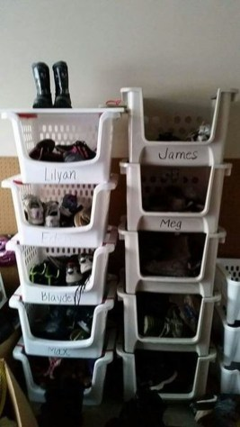 Top Ideas To Organize Your Shoes That You Need To Copy 09