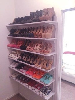 Top Ideas To Organize Your Shoes That You Need To Copy 19