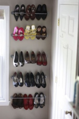 Top Ideas To Organize Your Shoes That You Need To Copy 25