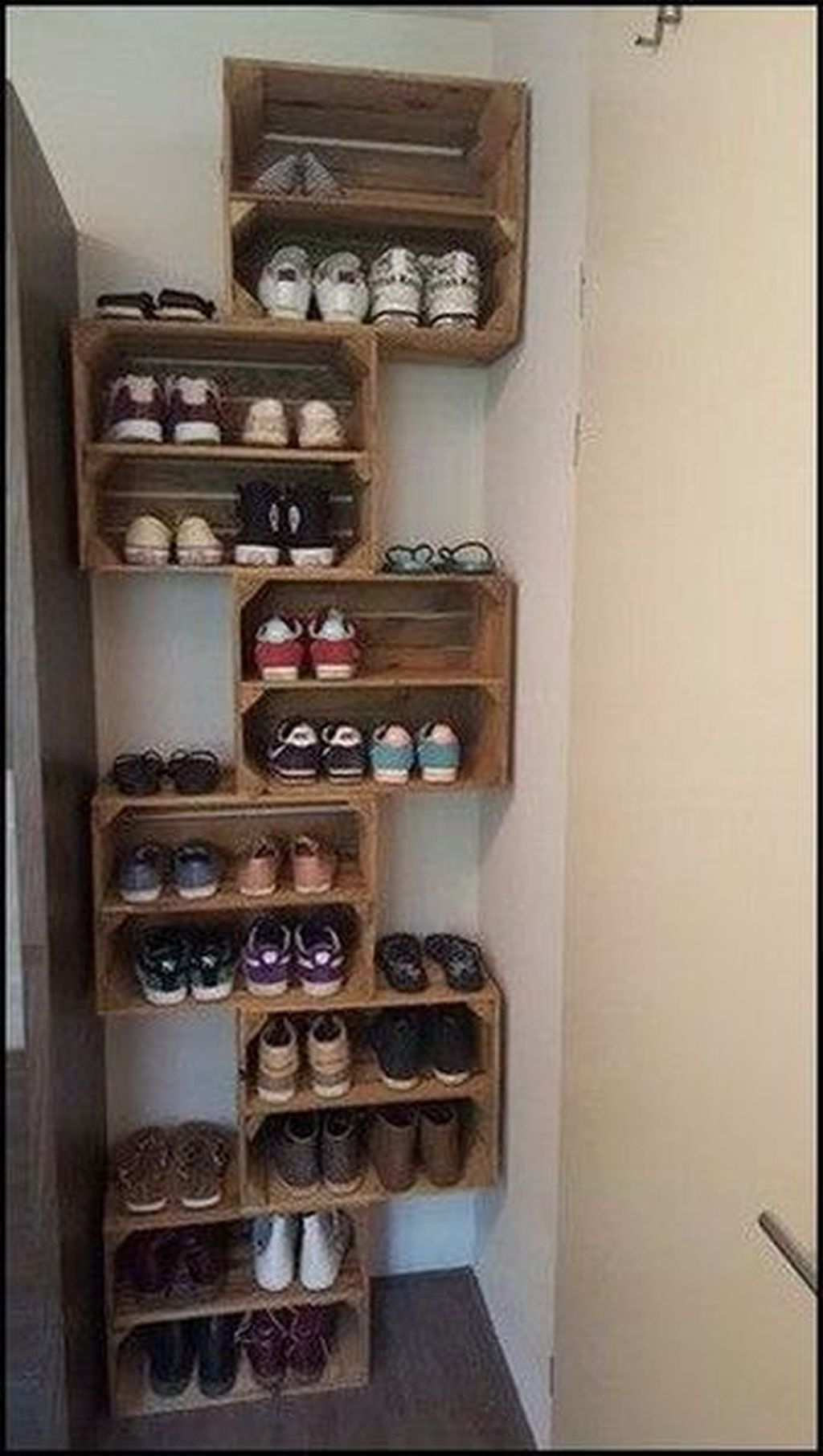 Top Ideas To Organize Your Shoes That You Need To Copy 33