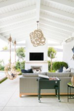 Unordinary Outdoor Living Room Design Ideas To Have Asap 08