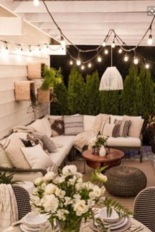 Unordinary Outdoor Living Room Design Ideas To Have Asap 11
