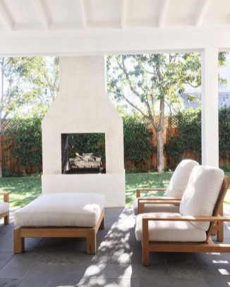 Unordinary Outdoor Living Room Design Ideas To Have Asap 13