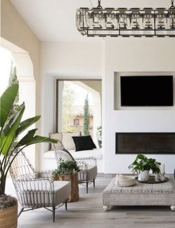 Unordinary Outdoor Living Room Design Ideas To Have Asap 22