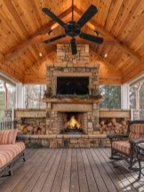 Unordinary Outdoor Living Room Design Ideas To Have Asap 23