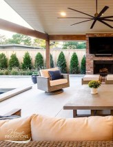 Unordinary Outdoor Living Room Design Ideas To Have Asap 28