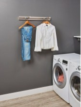 Unusual Laundry Arranging Design Ideas For Small Space To Try 27