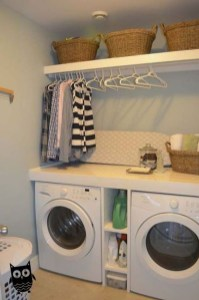 Affordable Laundry Room Design Ideas That You Will Like It 20