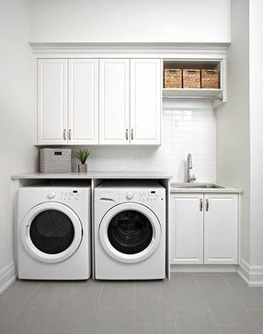 Affordable Laundry Room Design Ideas That You Will Like It 36