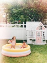 Attractive Outdoor Kids Playhouses Design Ideas To Try Right Now 08