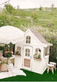Attractive Outdoor Kids Playhouses Design Ideas To Try Right Now 20