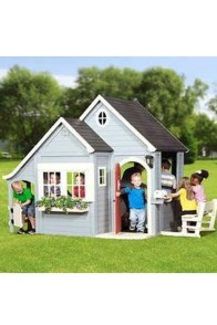 Attractive Outdoor Kids Playhouses Design Ideas To Try Right Now 22