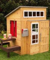 Attractive Outdoor Kids Playhouses Design Ideas To Try Right Now 23