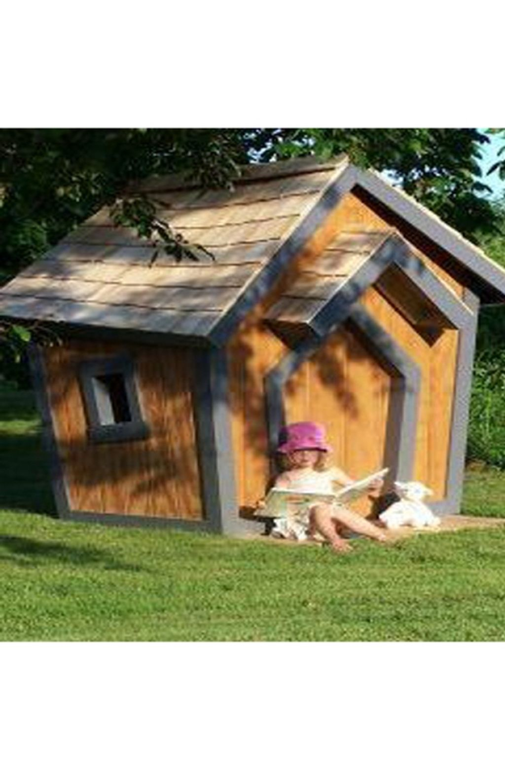 Attractive Outdoor Kids Playhouses Design Ideas To Try Right Now 25
