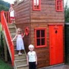 Attractive Outdoor Kids Playhouses Design Ideas To Try Right Now 31