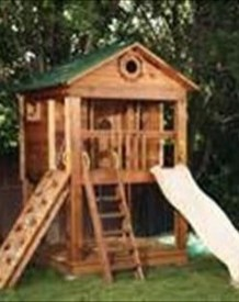Attractive Outdoor Kids Playhouses Design Ideas To Try Right Now 33
