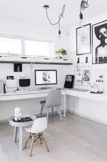 Captivating Girl Workspace Design Ideas That Looks So Cute 16
