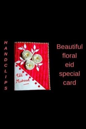Charming Eid Mubarak Craft Design Ideas To Try In Ramadan 08