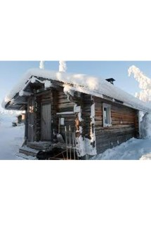 Cool Bathhouse Winter Camp Design Ideas With Rural Accents To Have Right Now 10