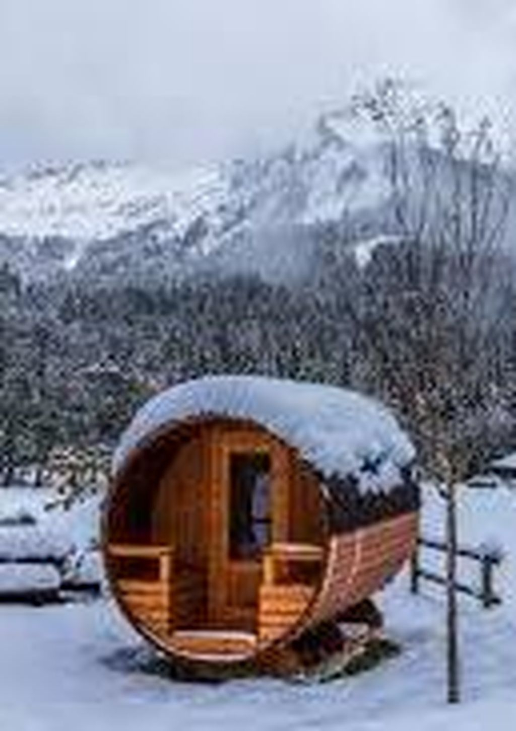 Cool Bathhouse Winter Camp Design Ideas With Rural Accents To Have Right Now 13