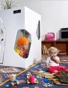 Cute Indoor Playhouses Design Ideas That Suitable For Kids 01