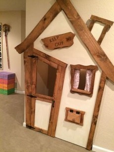 Cute Indoor Playhouses Design Ideas That Suitable For Kids 02