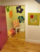 Cute Indoor Playhouses Design Ideas That Suitable For Kids 09