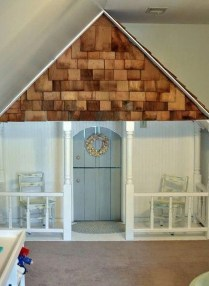 Cute Indoor Playhouses Design Ideas That Suitable For Kids 19
