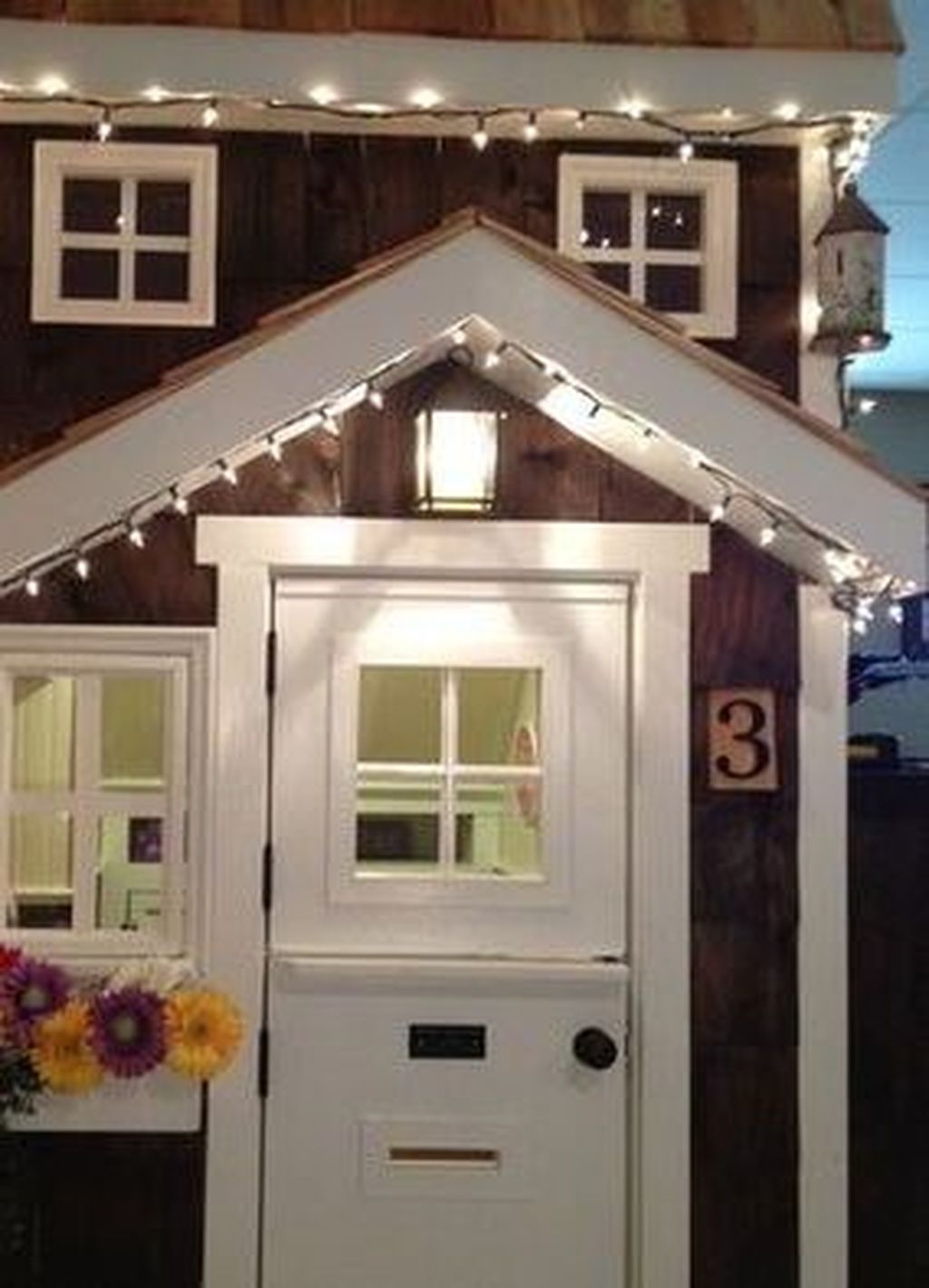 Cute Indoor Playhouses Design Ideas That Suitable For Kids 28