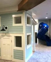 Cute Indoor Playhouses Design Ideas That Suitable For Kids 29