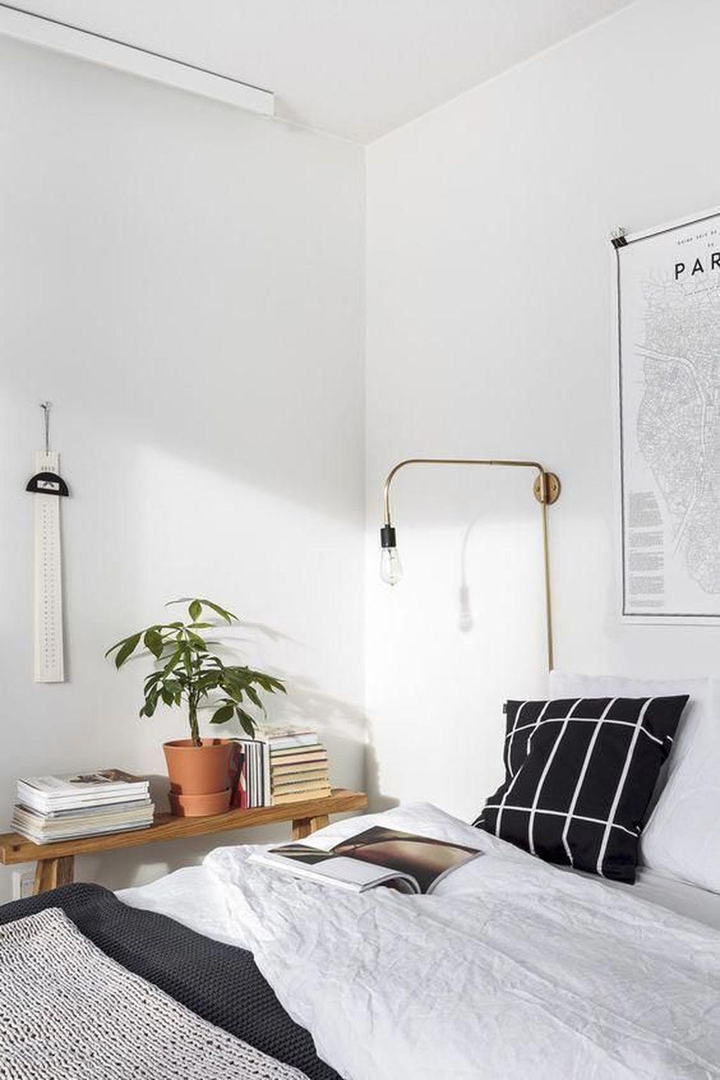 Elegant Apartments Design Ideas That Celebrate Minimalist Style 06
