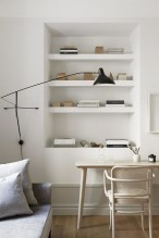 Elegant Apartments Design Ideas That Celebrate Minimalist Style 22
