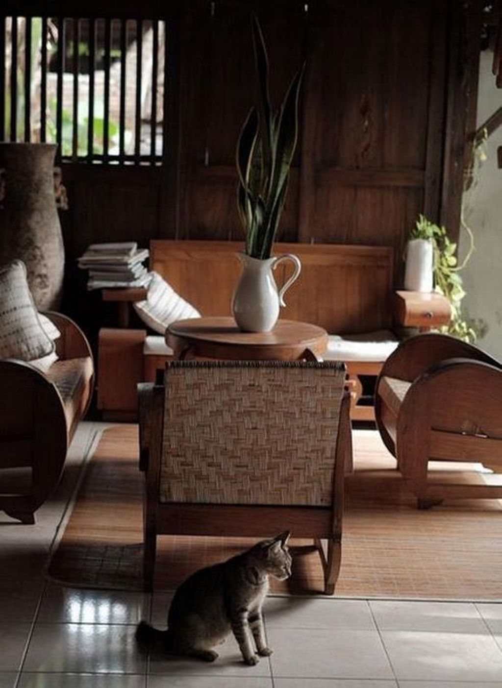 Extraordinary Joglo House Design Ideas With Rustic Elements To Copy 20