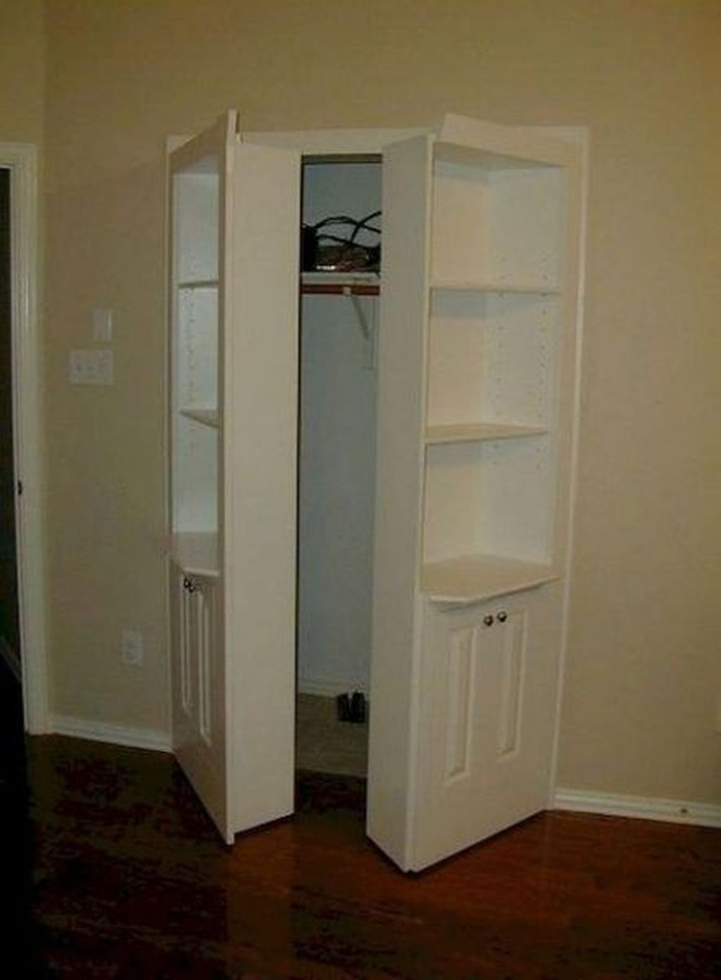 Fantastic Secret Storage Design Ideas That Everyone Won'T Know It 29