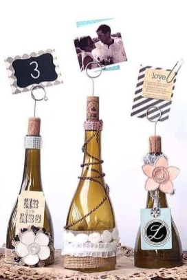 Fascinating Diy Wine Bottle Design Ideas That You Will Like It 16