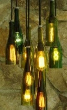 Fascinating Diy Wine Bottle Design Ideas That You Will Like It 30