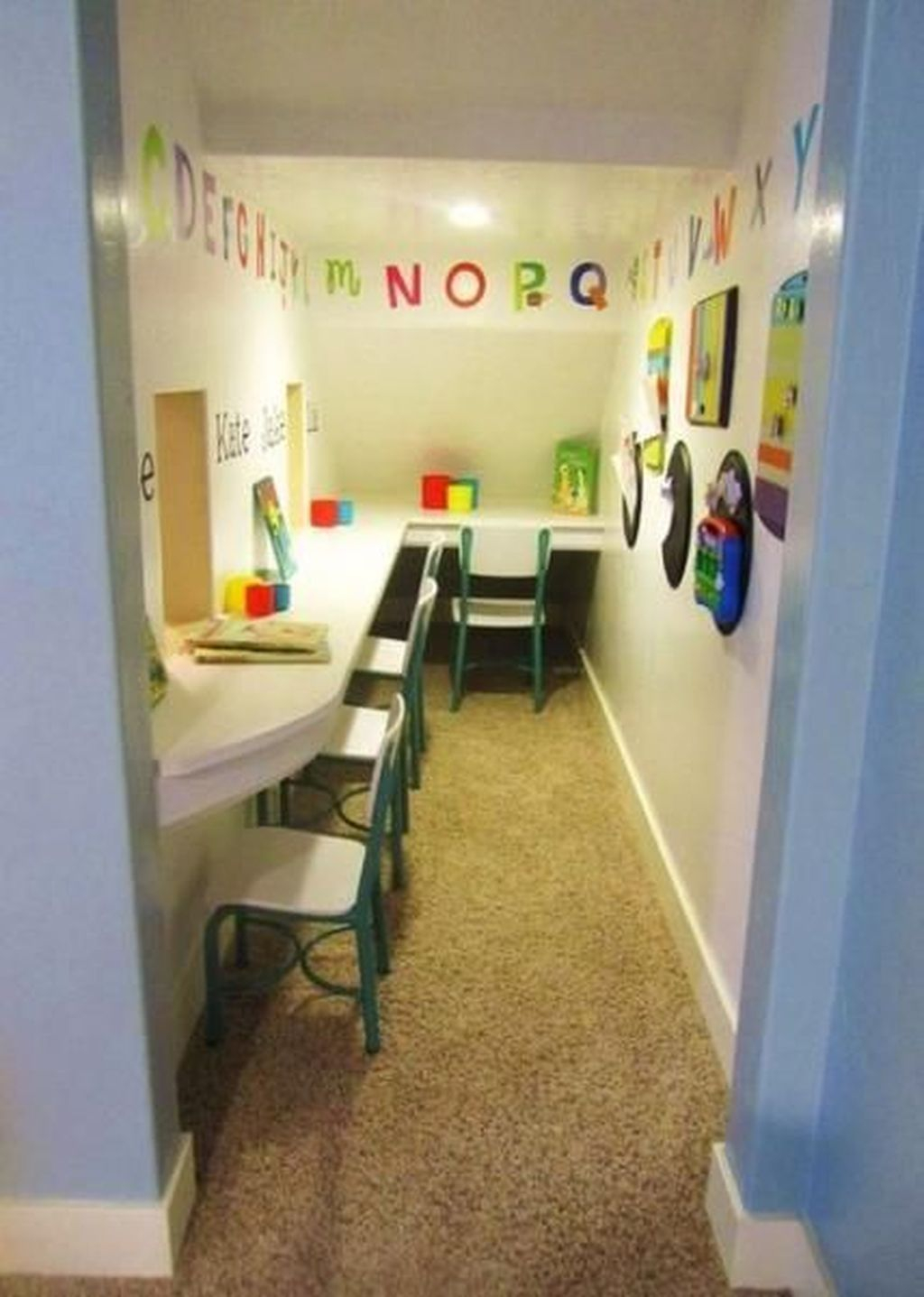 Favorite Kids Playhouses Design Ideas Under The Stairs To Have 03