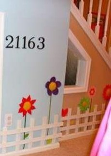 Favorite Kids Playhouses Design Ideas Under The Stairs To Have 06