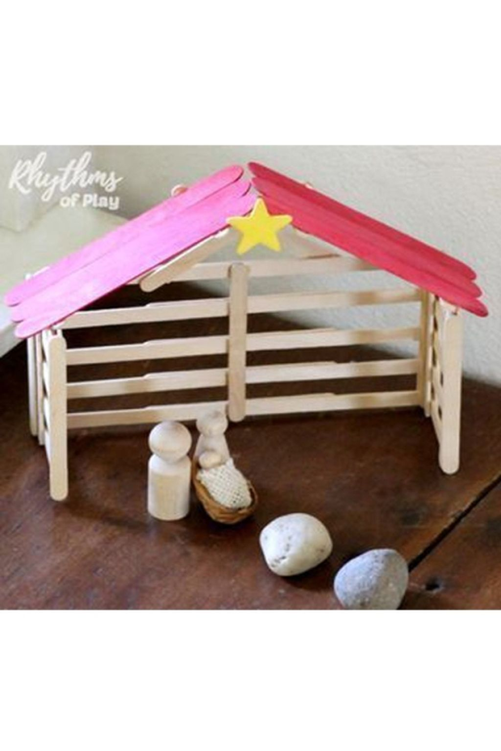 Gorgeous Diy Popsicle Stick Design Ideas For Home To Try Asap 29