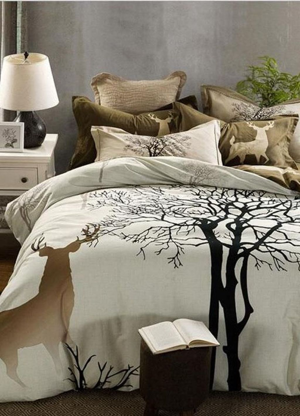 Lovely Winter Bedroom Design Ideas With Flower Themes To Try Asap 16