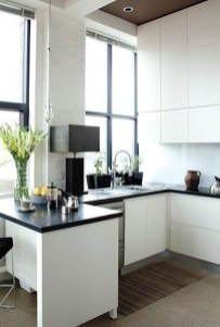 Modern Black Kitchens Design Ideas For Bachelors Pad To Try Asap 18