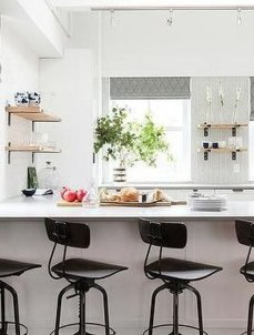 Modern Black Kitchens Design Ideas For Bachelors Pad To Try Asap 20
