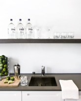 Modern Black Kitchens Design Ideas For Bachelors Pad To Try Asap 22