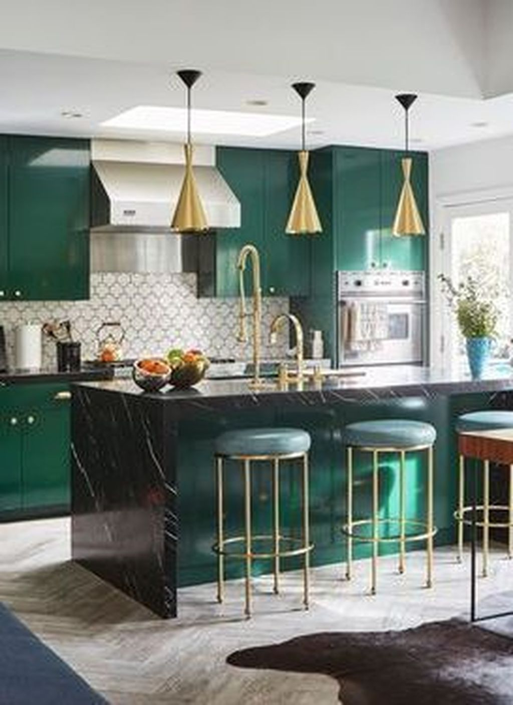 Modern Black Kitchens Design Ideas For Bachelors Pad To Try Asap 32