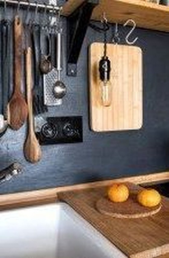 Modern Black Kitchens Design Ideas For Bachelors Pad To Try Asap 37