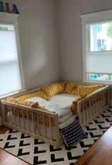 Perfect Kids Room Design Ideas That Suitable For Two Generations 09