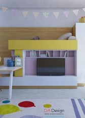 Perfect Kids Room Design Ideas That Suitable For Two Generations 11
