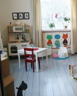 Perfect Kids Room Design Ideas That Suitable For Two Generations 21
